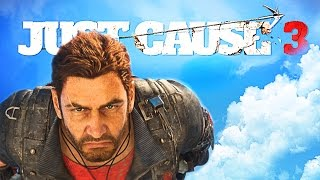Top 10 Things You Should Know About Just Cause 3