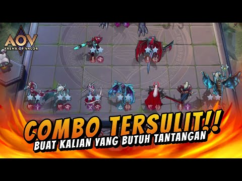 COMBO TERSULIT DI CARANO CHESS! NO ROOT 100% WORKS LEGAL XIAOMI - Arena of Valor