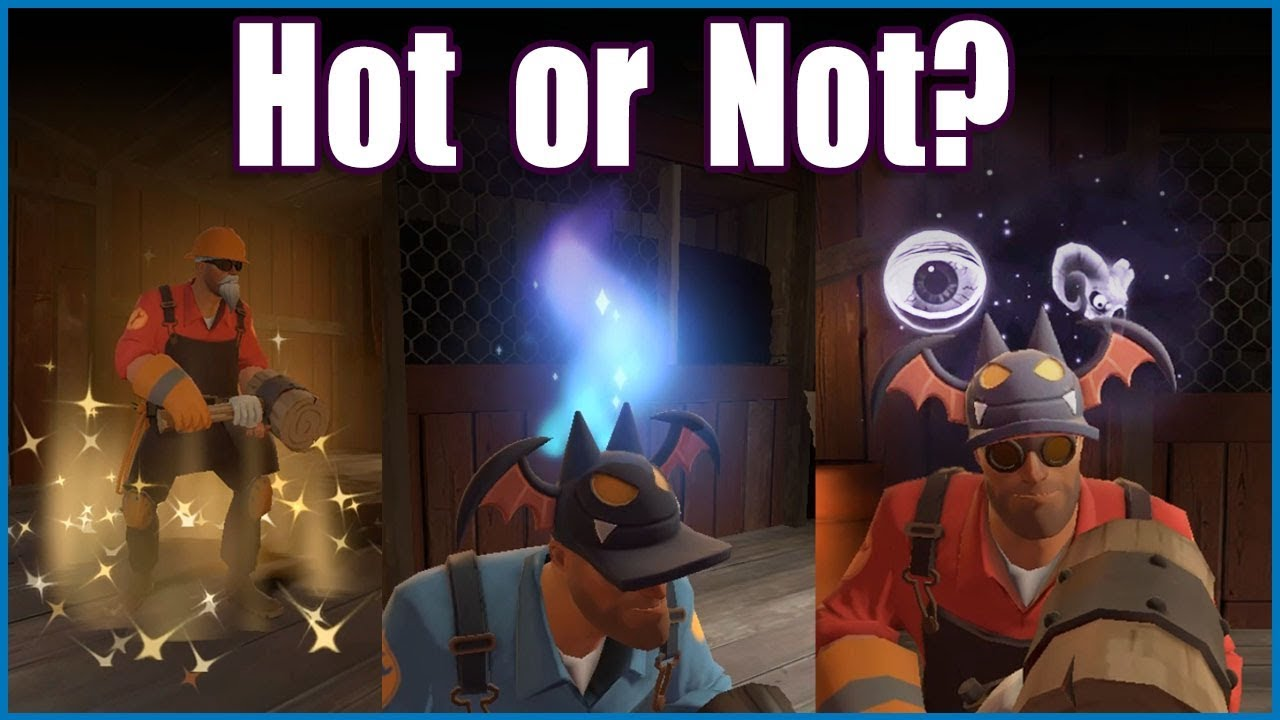 Unusual Halloween Effects Tf2 2020 TF2: Rating NEW Halloween Unusual Effects! Hot or Not?   YouTube