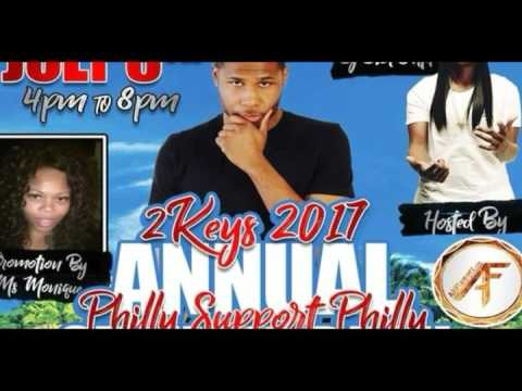 2KEY'S FIRST ANNUAL PHILLY SUPPORT PHILLY CONCERT