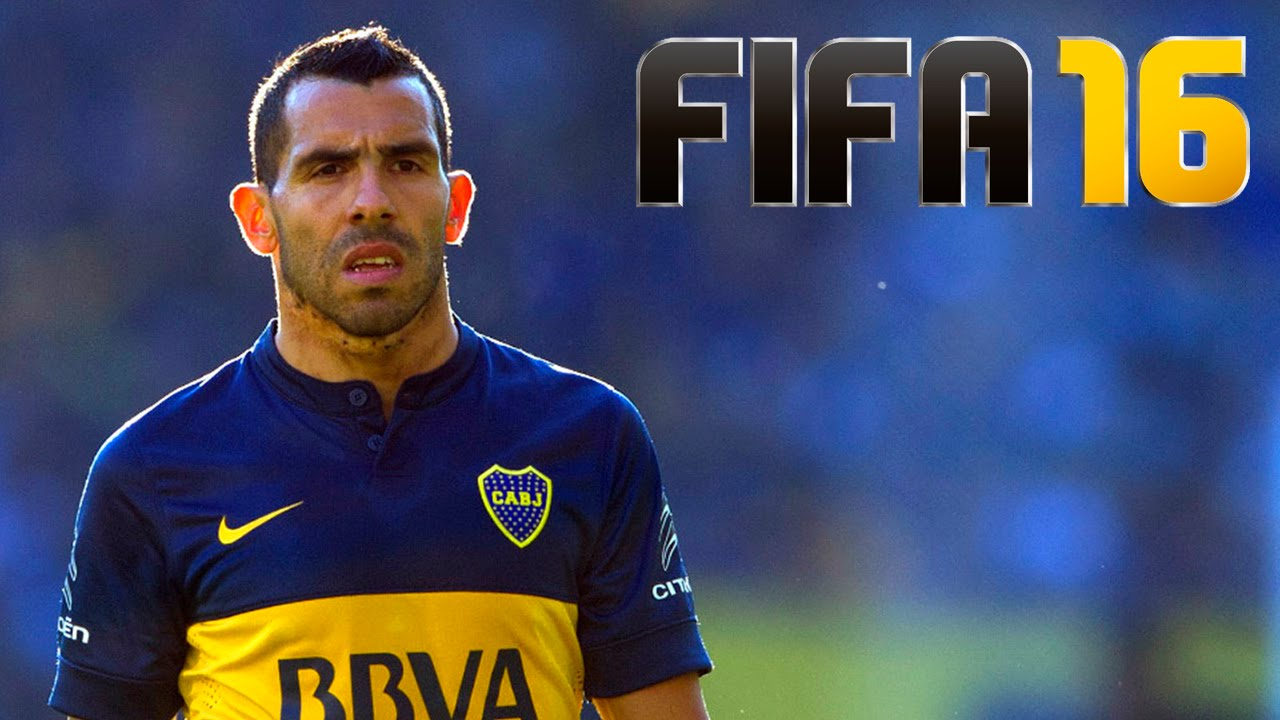 FIFA 16 CARLOS TEVEZ en mi ULTIMATE TEAM 16