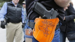 Open Carry - I Feel Safer When My Fellow Texans Are Armed - Liberals Cry & Look For Safe Space