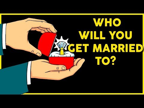 WHO WILL YOU GET MARRIED TO? Quiz - Pick One Love Test | Personality Test