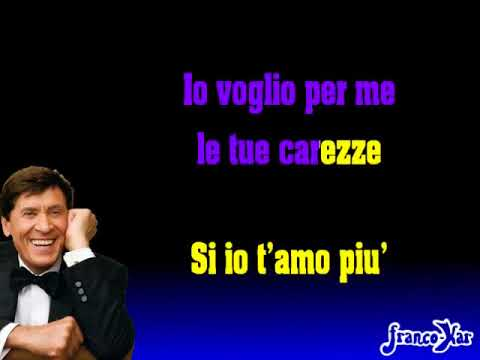 In ginocchio da te (Karaoke Version) - YouTube