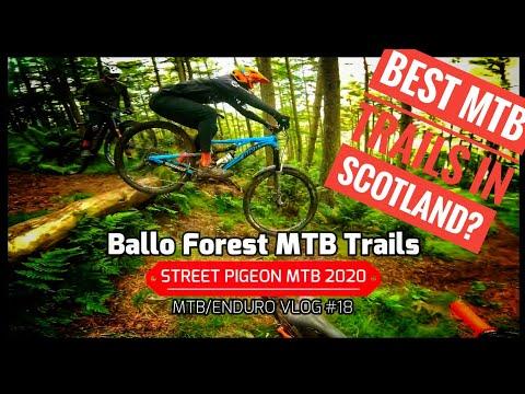 Ballo MTB | The BEST Scottish Trails?