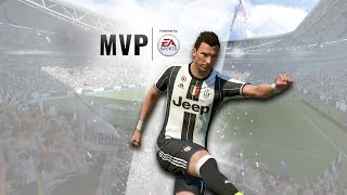 Mario Mandzukic, November MVP powered by EA!