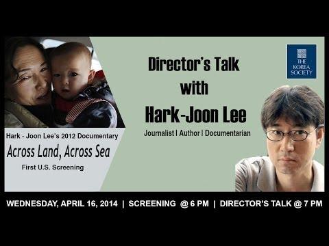 Director's Talk with Hark-Joon Lee