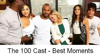 The 100 Cast Best moments.mp3