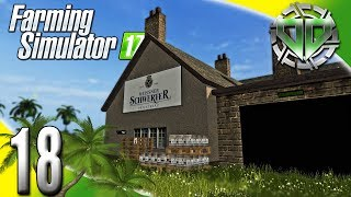 Farming Simulator 2017 Gameplay : Brewery!  Making Beers for My Birthday! (PC Let