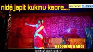 Nida japit kukmu kore || recoding dance, stage program in rajband