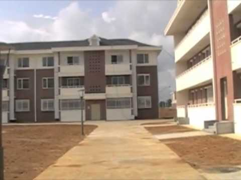 The New University of Liberia