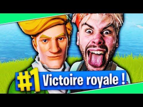 TOP 1 EN DUO AVEC LE GARS SUR DE FORTNITE BATTLE ROYALE !!!