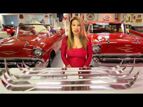 Dash Trim For Tri-5 Chevy | Danchuk USA