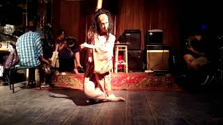 "Free-improv set 20-08-2018 Music - W.B.B.B. Butoh-dance ""ARTtELO""(Part 4)"