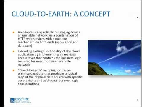 Firstline Software: Bringing the Cloud Down to Earth