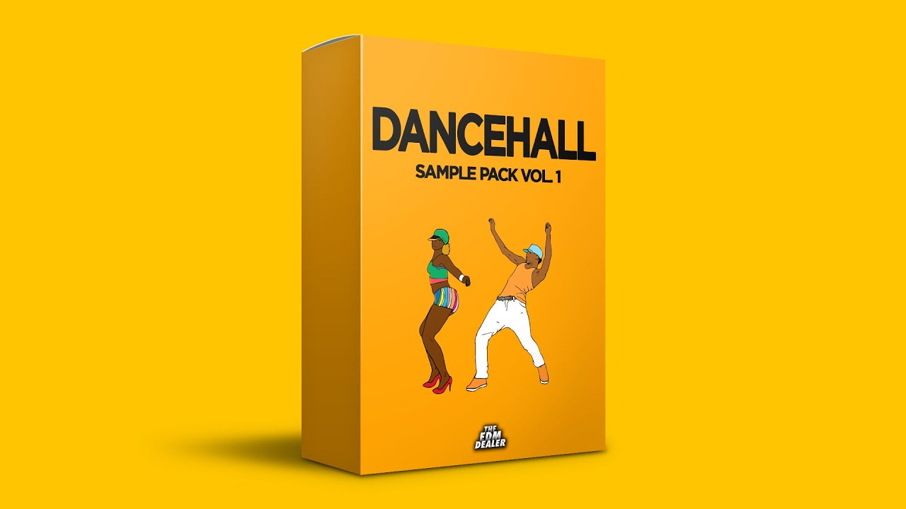 BEST FREE Library Loops Dancehall & Reggaeton | Sample Pack Vol. 1 | 2020 | [FREE DOWNLOAD]