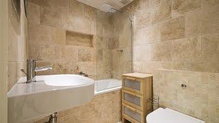 видео кафель для ванной комнаты