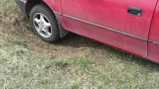 Subaru Justy II 96rocnik na kriz 2