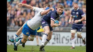 Extended Highlights: Italy v  Scotland   NatWest 6 Nations