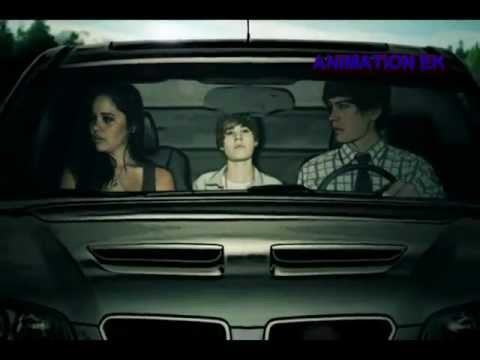 Animation EK - Justin Bieber - Down To Earth - Official Video