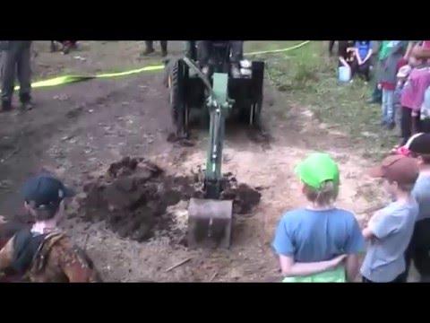 видео: Диковинные самодельные экскаваторы