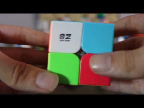 Qiyi Qidi S 2x2 review    Lightake