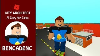 Roblox City Architect | Tricks and Codes to Get Money | San Architecture