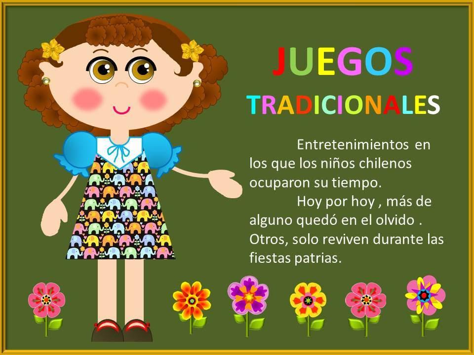 Juegos Tradicionales Chile Videos Para Ninos Tiempo Libre