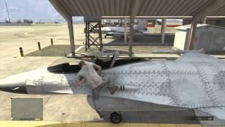 GTA V : Aller Inconito à la base militaire ! Sans étoile de recherche !