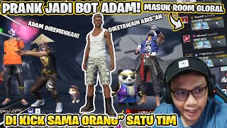 NYAMAR JADI ADAM DI CHAT TEAM GLOBAL! LANGSUNG GIFT BUNDLE ALOK!