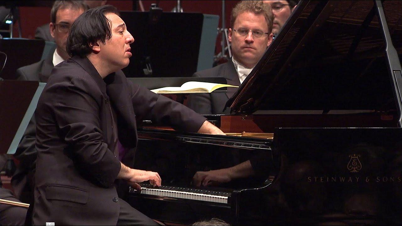 Fazıl SAY - Kazdağları konseri Erik Satie Gnossienne No1