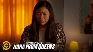 How to Prep for a Sexy Night In - Awkwafina is Nora from Queens