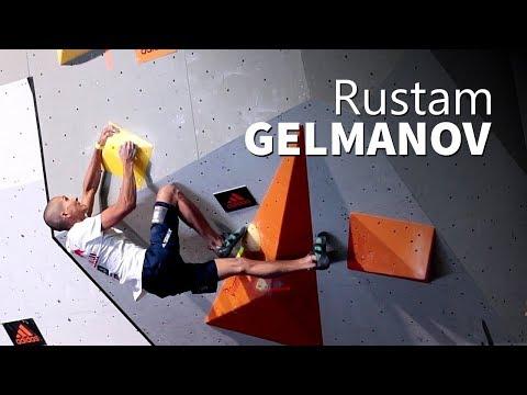 """Bouldering was always hard""   Rustam Gelmanov interview"