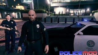 GTA 5 - Police MOD