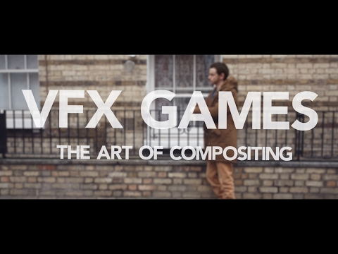 VFX Games - The Art of Compositing