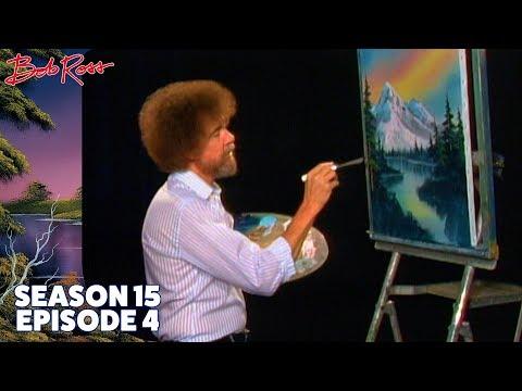 Bob Ross - Peaceful Reflections (Season 15 Episode 4)