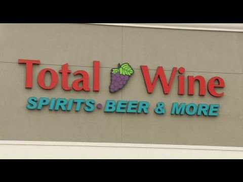 Total Wine could be liquor store game changer