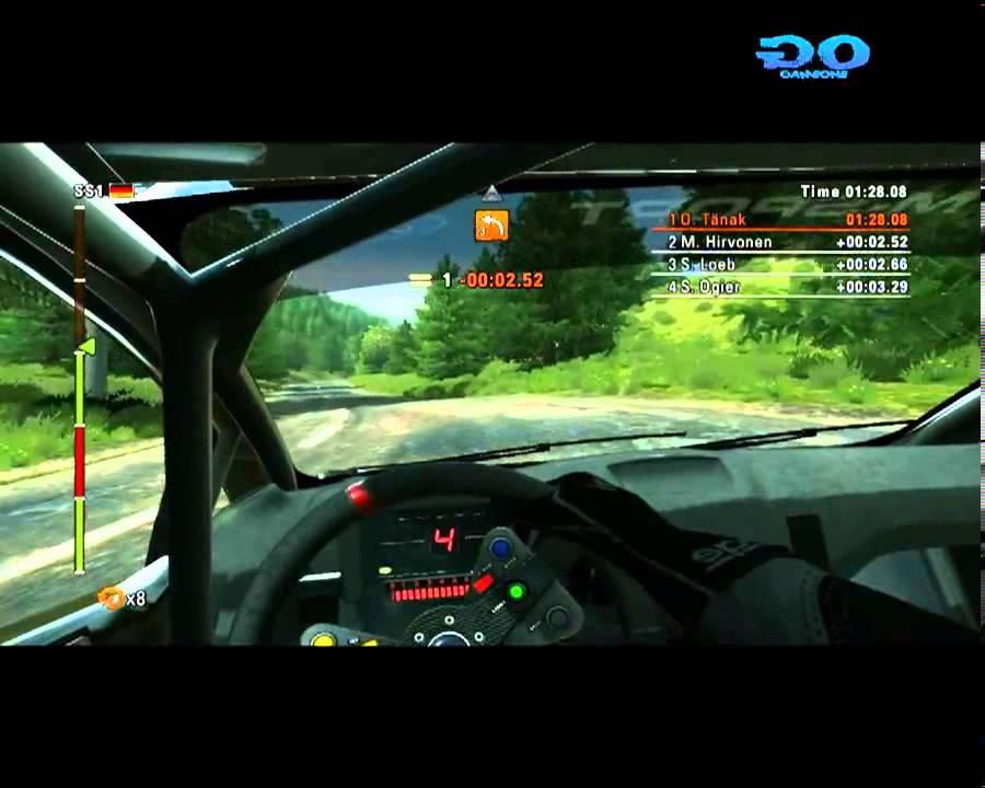 Wrc 3 Game Ford Fiesta Car K V Ry Trabant Motor