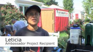 HSF Ambassador Volunteer Pilot Project
