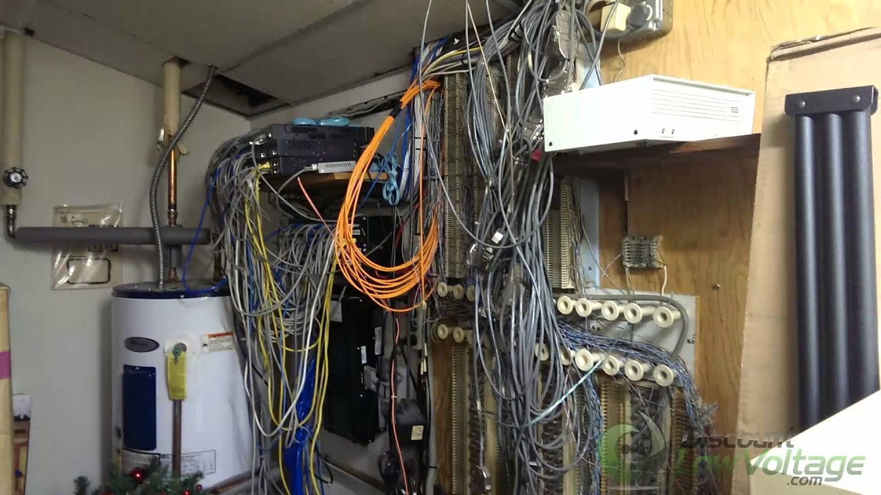 scary network cabling youtube rh youtube com Home Electrical Wiring Dumb Electrical Wiring