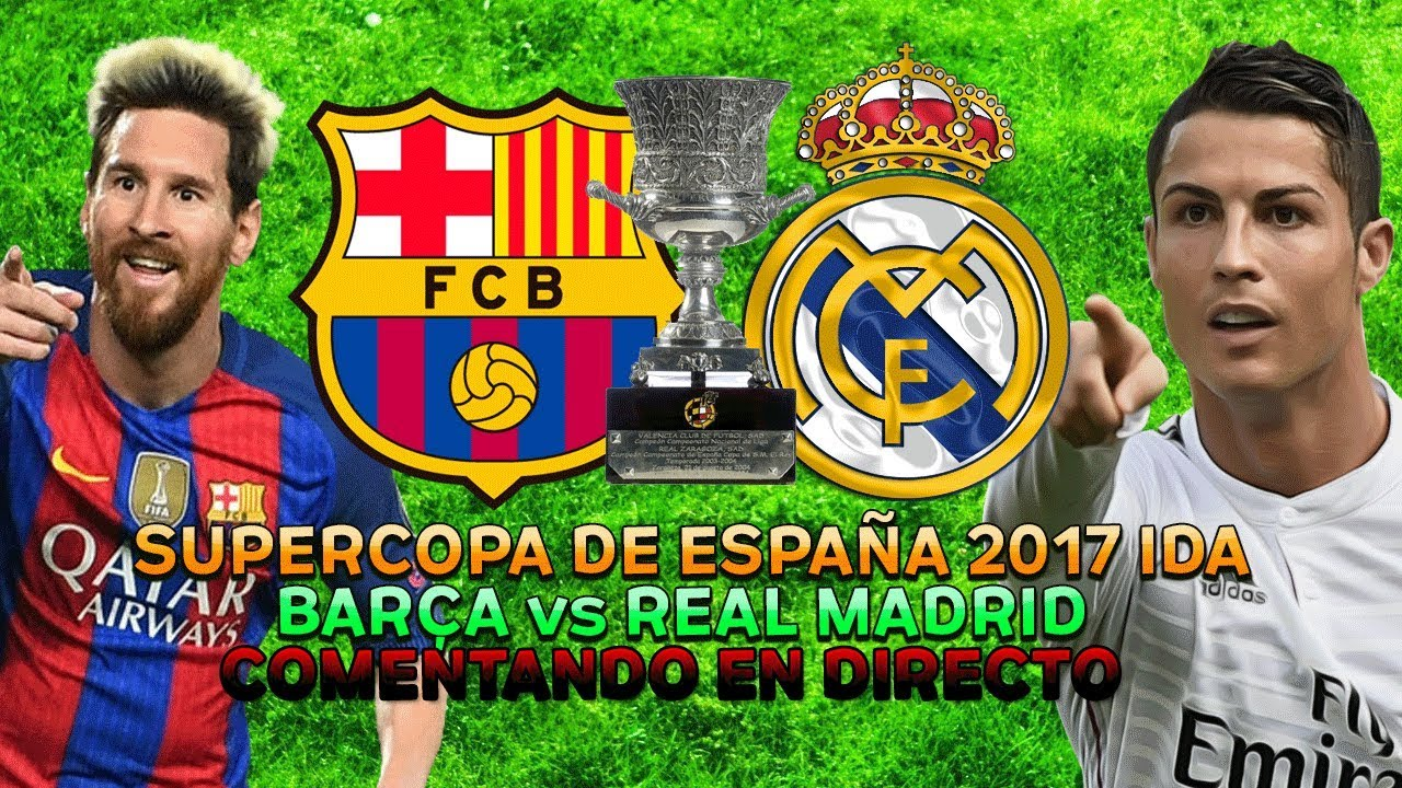 Image Result For Vivo Barcelona Vs Real Madrid En Vivo Live Youtube