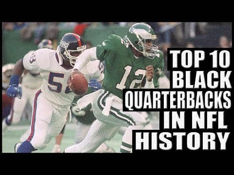 Top 10 Best Black Quarterbacks in NFL History