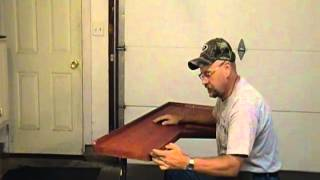Building Your Own Portable Shooting Bench For Rifle Or Pistol Shooting