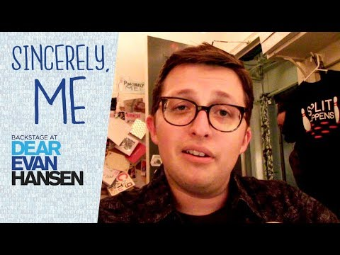 Episode 3: Sincerely, Me: Backstage at DEAR EVAN HANSEN with Will Roland