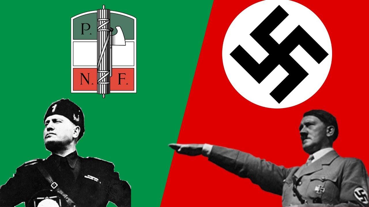 Путают нацизм и фашизм