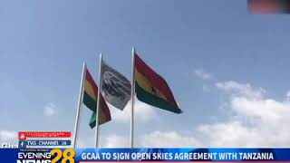 GCAA TO SIGN OPEN SKIES AGREEMENT WITH TANZANIA  12 12 2018