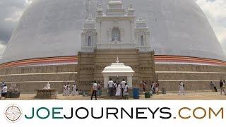 Repeat youtube video Anuradhapura and Sacred Bodhi Tree - Sri Lanka  | Joe Journeys