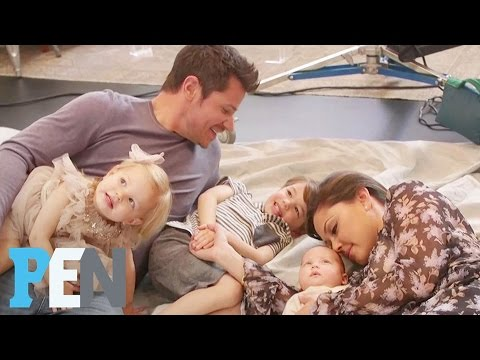 Thumbnail: Nick & Vanessa Lachey On Parenting Styles Between First & Third Kids | PEN | People