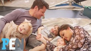 Nick & Vanessa Lachey On Parenting Styles Between First & Third Kids | PEN | People