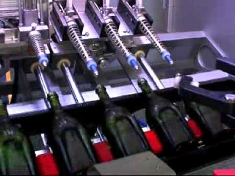 Urpinas Disgorging Dispensing model VEGA-lll